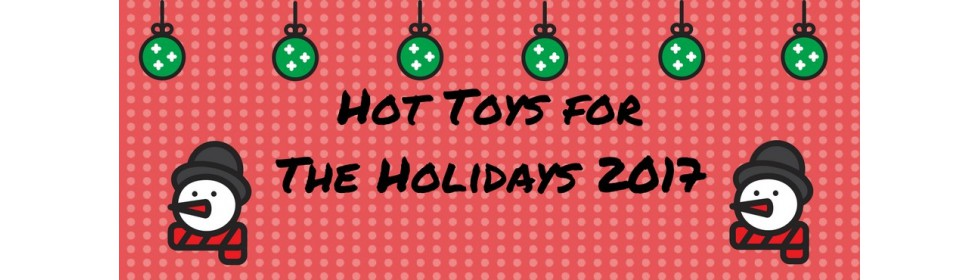Canadian Toy Association Hot Toys