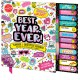 Best. Year. Ever! Planner & Gratitude Journal: 365 Days of Happiness and Kindness